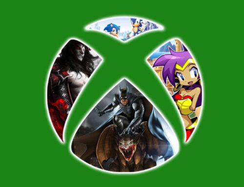Xbox Live Gold bezmaksas spēles – Marts 2020