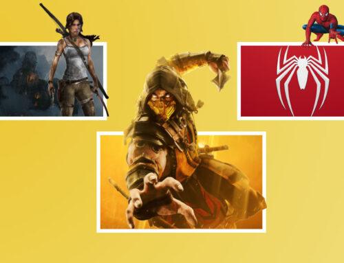 Ietaupiet līdz 70% atlaidi PS4 spēlēm