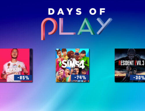Milzīgas atlaides PS4 spēlēm