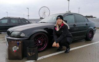 Lisbeth Lutta kireks on autod