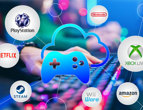 Spēļu pasaules digitālā nākotne
