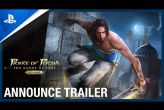 Embedded thumbnail for Prince of Persia - The Sands of Time Remake (PC)