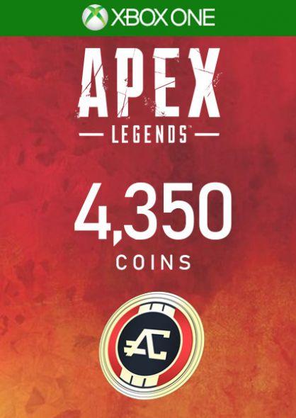 APEX Legends - 4350 Apex Coins - Xbox One