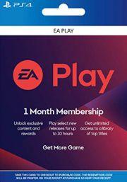 EA Play 1 Mēneša Abonements [PS4/PS5 USA]