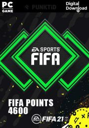 FIFA 21 - 4600 FUT Points (PC)