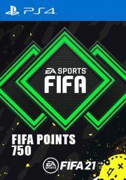 FIFA 21 - 750 FUT Points [PS4 UK]