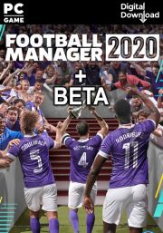 Football Manager 2020 + BETA (PC)