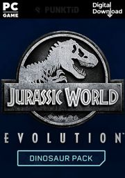 Jurassic World Evolution - Deluxe Dinosaur Pack DLC (PC)