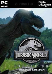 Jurassic World Evolution - Deluxe Edition (PC)