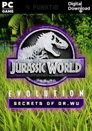 Jurassic World Evolution - Secrets of Dr. Wu DLC (PC)