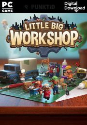 Little Big Workshop (PC/MAC)