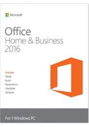 Microsoft Office Home & Student  2016 (1 lietotājs)