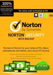 Norton Security (1 lietotājs -1 gads)