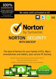 Norton Security (5 lietotāji -1 gads)