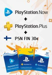 Somijas PSN 3 -  mēneša kombo