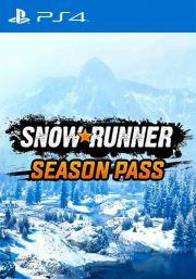 Snowrunner -  Season pass DLC [PS4 EU]