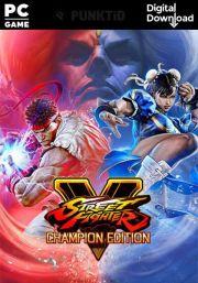 Street Fighter V - Champion Edition Upgrade Kit DLC (PC)