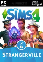 The Sims 4 - StrangerVille DLC (PC/MAC)
