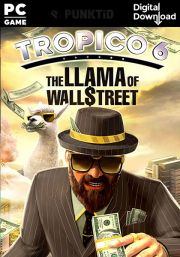 Tropico 6 - The Llama of Wall Street DLC (PC/MAC)