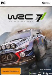 WRC 7: FIA World Rally Championship (PC)