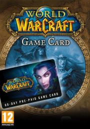 World of Warcraft 60 Day Prepaid Game Time (EU)