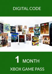 Xbox Game Pass 1 Mēneša Abonements (Xbox One)