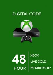 Xbox Live Gold 48 Stundu Abonements (Global)