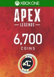 APEX Legends - 6700 Apex Coins - Xbox One