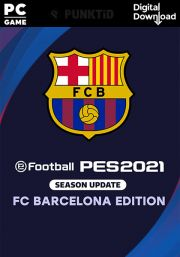 eFootball PES 2021 Season Update - FC Barcelona Edition (PC)