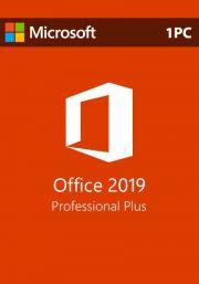Microsoft Office 2019 Professional Plus (1 lietotājs)