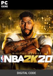 NBA 2K20 - Digital Deluxe Edition (PC)