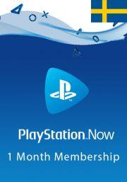 Sweden PlayStation Now 1 Mēneša Abonements